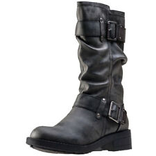 Rocket Dog Trumble Galaxy Womens Boots Black New Shoes