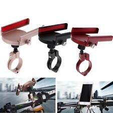 MTB Bike Bicycle Handlebar Mount Holder Stand Clamp for Mobile Phone GPS