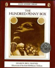 Newbery Library, Puffin: The Hundred Penny Box by Sharon Bell Mathis (1986,...