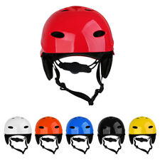 Safety Helmet for Water Sports Rescue Kayak Sail Surf Paddle Adjustable 54-60 cm