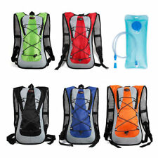 Sporting Backpack 2L Water Bladder Bag Hydration Packs Cycling Hiking Camping