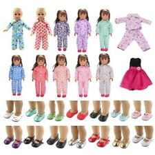 Stylish Outfit Clothes Shoes for 18'' American Girl Our Generation My Life Doll