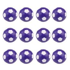 12 Pieces Foosball Table Football Table Soccer Replacement Balls