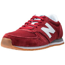 New Balance U420rwg Unisex Trainers Red White New Shoes
