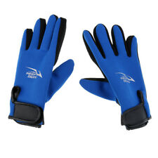 1 Pair Scuba Diving 2mm Neoprene Gloves Warm Non-slip Wetsuits Gloves M/L/XL