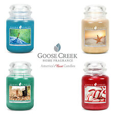 Goose Creek Candle 24oz - LARGE Jar Candle - Rare Retired YOU pick Free Shipping