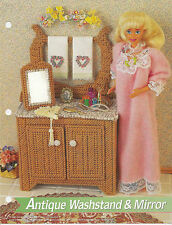 Fashion Doll Plastic Canvas Club Pattern Annies Attic 4 to Choose From