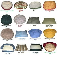 Pet Beds/Crates/Nest round/oval Dog/Cat. Small Large, Extra large DIY empty NEW