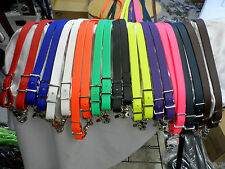 8ft. Beta Biothane Endurance Reins w/ Snaps & Conways Lots of Colors! FREE SHIP!