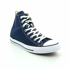 Converse Chuck Taylor All Star Hi Top BLUE Classic Canvas Sneakers Comfortable