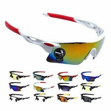 Bicycle Sunglasses Outdoor Bike Cycling Sport Riding Eyewear Goggle UV 400 Lens