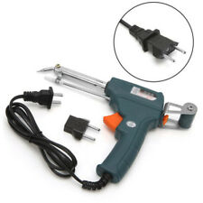 220V 60W Auto Welding Electric Soldering Iron Temperature Gun Solder Kit set new