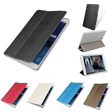 "PU Leather Slim Folio Case Stand Cover For Samsung Galaxy Tab A 8.0"" 9.7"" Tablet"