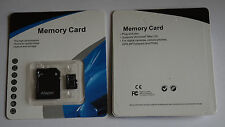 32GB 64GB 128GB 256GB 512GB Micro SD SDHC SDXC TF Flash Memory Card C10 Adapter