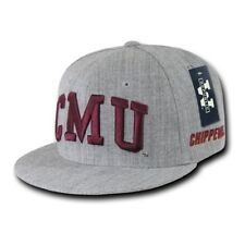 NCAA CMU Central Michigan University Chippewas Game Fitted Caps Hats