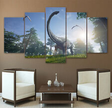 Animal Dinosaur Modern Picture Painting Poster Modern Canvas Wall Art Home Decor