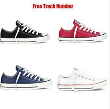 Women Lady ALL STARs Chuck Taylor Ox Low Top shoes casual Canvas Sneakers HOT