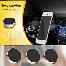 Brief 360° GPS Magnetic Holder Flat Stick Dashboard Car Mount Stand For Iphone