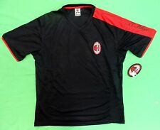 Official Licensed Rhinox A.C Milan Jersey Color Black
