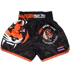 Boxing Muay Thai Fight Mma Ufc Tiger Shorts Kick Grappling Cage Kickboxing Style