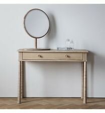 Wycombe Oak Dressing Table & Mirror ~ Hand Painted~ Shabby Chic~ Any Colour