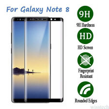 2PCS For Samsung Galaxy Note 8 (2017) Full Cover Tempered Glass Screen Protector