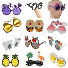 Funny Party Glasses Sunglasses Costume Eyeglasses Party Hen Night Fancy Dress