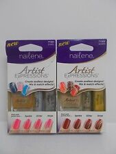 Nailene Artist Expressions #71501 Cool Or #71502 Warm (Buy 2 Get 1 Free) Add 3