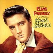 ELVIS PRESLEY - KING CREOLE  CD Free Shipping Lowest price