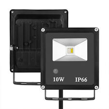 Waterproof 10W RGB LED Flood Light Spotlight For Outdoor Garden Lamp & Remote