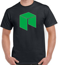 Neo Cryptocurrency Bitcoin Blockchain Coin Tshirt Logo Mining Antshares Ethereum