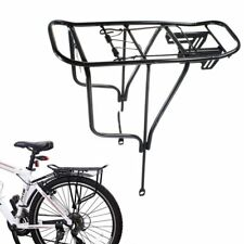 2 Type Bicycle Cycle Pannier Alloy Rear Rack Carrier Bracket Bike Luggage Frame