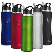 SWIG SAVVY 32.oz  tall Stainless Steel Insulated Water Bottle With Wide Mouth