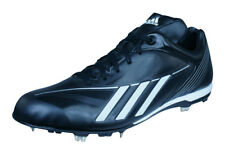 adidas Adizero FIXMETAL 3 Low Mens Baseball Sneakers / Shoes / Cleats - Black