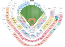 2 Atlanta Braves vs Nationals Tickets 9/21 Sec 154 Row 5 AISLE+FOOD DISCOUNT