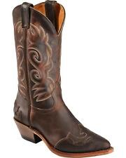 Boulet Fancy Cutout Cowgirl Boot - Pointed Toe - 6007