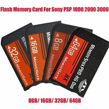 8/16/32G Memory Stick MS Pro Duo Flash Memory Card For Sony PSP/Cybershot Camera