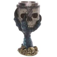 Halloween 3D Skull Wine Glass Glasses Party Drinks Cup Bar Beer Bottle Gothic