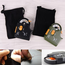 Automatic Machine Fishing Hook Line Tier Fishing Tool Metal ABS AutomaticMachine
