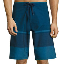 Burnside Empire Boardshort Size 28, 30, 32 Msrp $42.00 New Navy Multi