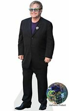 Elton John Cardboard Cutout (lifesize OR mini size). Standee. Stand Up.