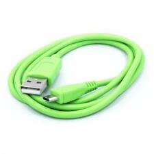 For AT&T PHONES - GREEN 3FT USB CABLE RAPID CHARGER SYNC POWER WIRE DATA