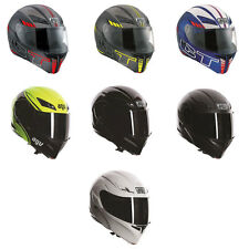 AGV Compact ST Moto Motorcycle Motorbike Flip Front Helmet All Colours & Sizes