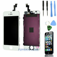 LCD Touch Screen Display Assembly Digitizer Frame For iPhone 5 free shipping