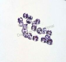 4mm to 20mm Natural Pink Amethyst Round Cut Calibrated Size Loose Gemstones