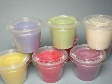 Soy Wax Scent Shot Melts Tarts Wickless Candle Scented Warmer Fragrance Cups