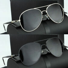 Mens Polarized Aviator Driving Sunglasses Sports Retro Fashion Eye Glasses UV400