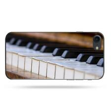 iPhone 6/7/Plus Soft Protective Case Piano Music Keys Piano Keyboard