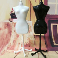 Doll Display Holder Dress Clothes Mannequin Model Stand For Barbie Doll C&P SN