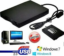 LOT 20 1.44MB 3.5 Inch USB External Floppy Disk Drive Diskette FDD for Laptop #A